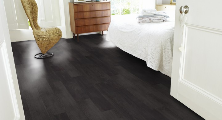 Designflooring opus carbo wood wp pvc vloer