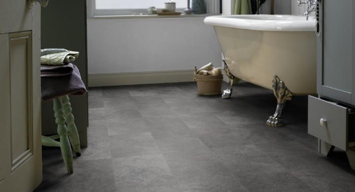 Designflooring rubens cumbrian stone st14 pvc vloer - Tegels van cement saint maclou ...