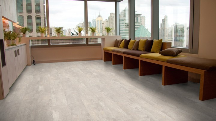 Mflor Pvc Vloeren : Mflor authentic oak chinkapin pvc vloer