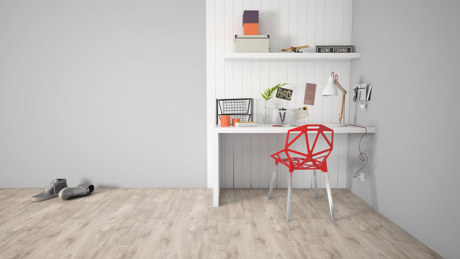 Vinyl vloeren zijn goedkoop mooi en praktisch bij fredparket